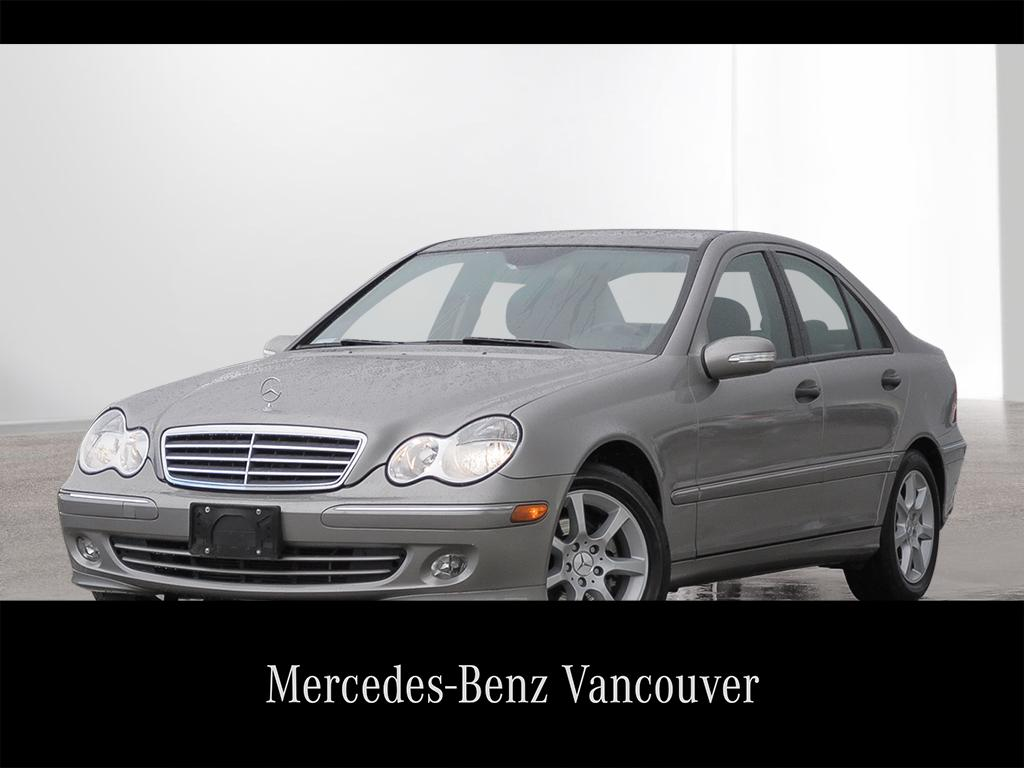 Pre-Owned 2006 Mercedes-Benz C-CLASS C230X