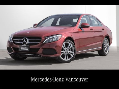 Pre-Owned 2017 Mercedes-Benz C-Class C-Class