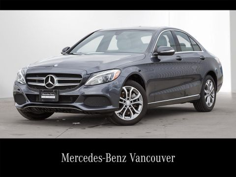 Pre-Owned 2015 Mercedes-Benz C-CLASS C-CLASS