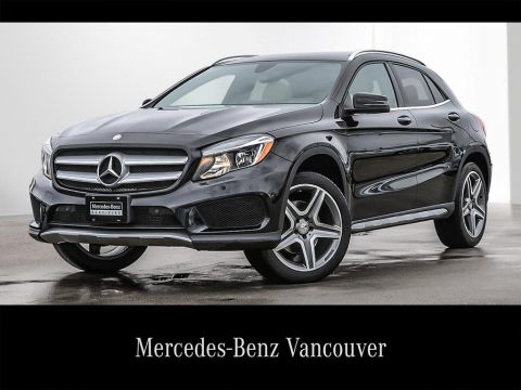 Pre-Owned 2016 Mercedes-Benz GLA GLA