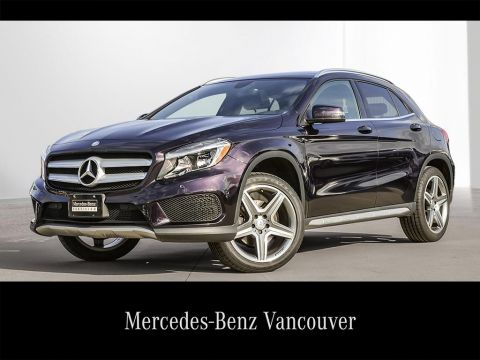 Pre-Owned 2015 Mercedes-Benz GLA GLA